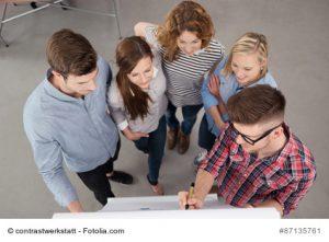 Mit ein paar Regeln wird es für Sie als Projektleiter leichter, Ihr Projektteam zu führen und einfacher zu kommunizieren.