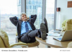 Stressmanagement - Sind Chefs weniger gestresst? Fotolia_116201440_XS_copyright