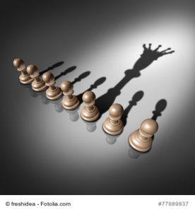 Konflikte treten auf, wenn Anerkennung fehlt. Dann fangen Kollegen an, als Ersatz nach Status und Macht zu streben. Konflikte entschärfen - aber wie?