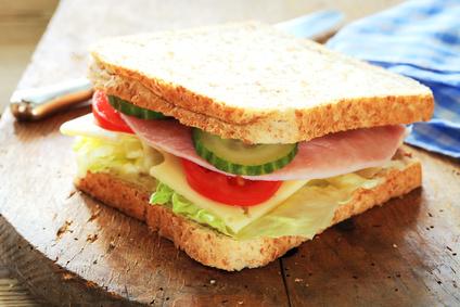 Das vergiftete Sandwich
