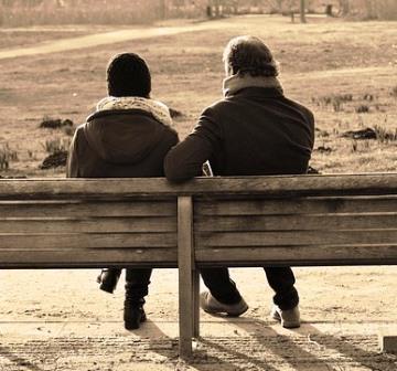 Die wechselseitige Unterstützung eines Paares